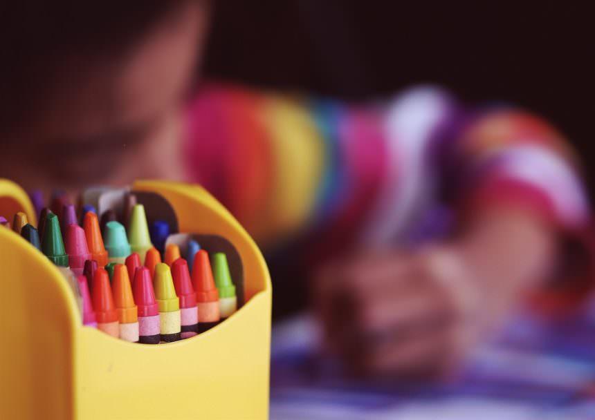 Как цвета влияют на ребёнка