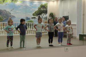 Развитие, танцы для ребёнка Девяткино