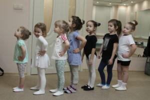 хореография для детей в Девяткино