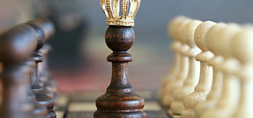 Шахматы для детей от 4 лет и взрослых!
