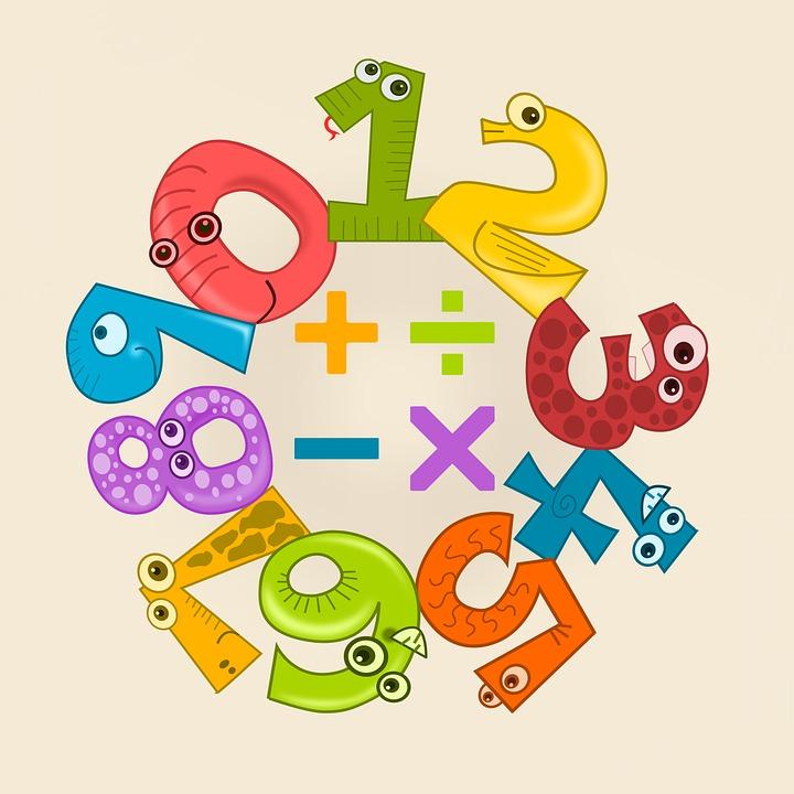 Картинки о математике для детей