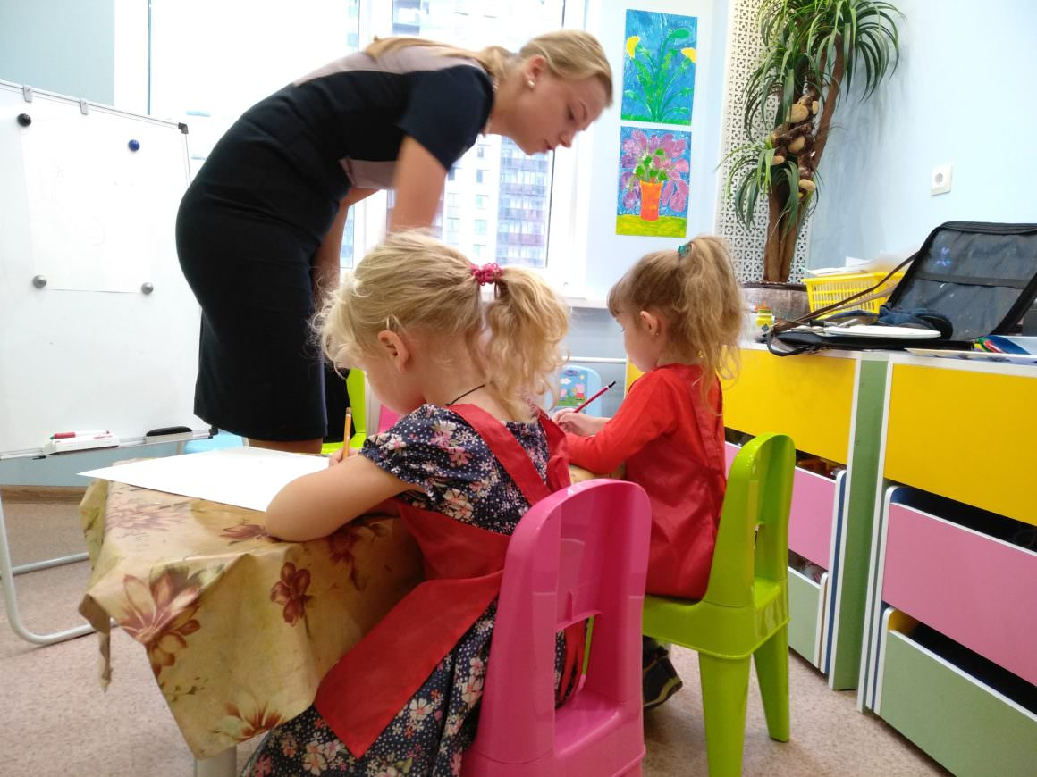 Живопись, театральная студия, логопед, мама и малыш
