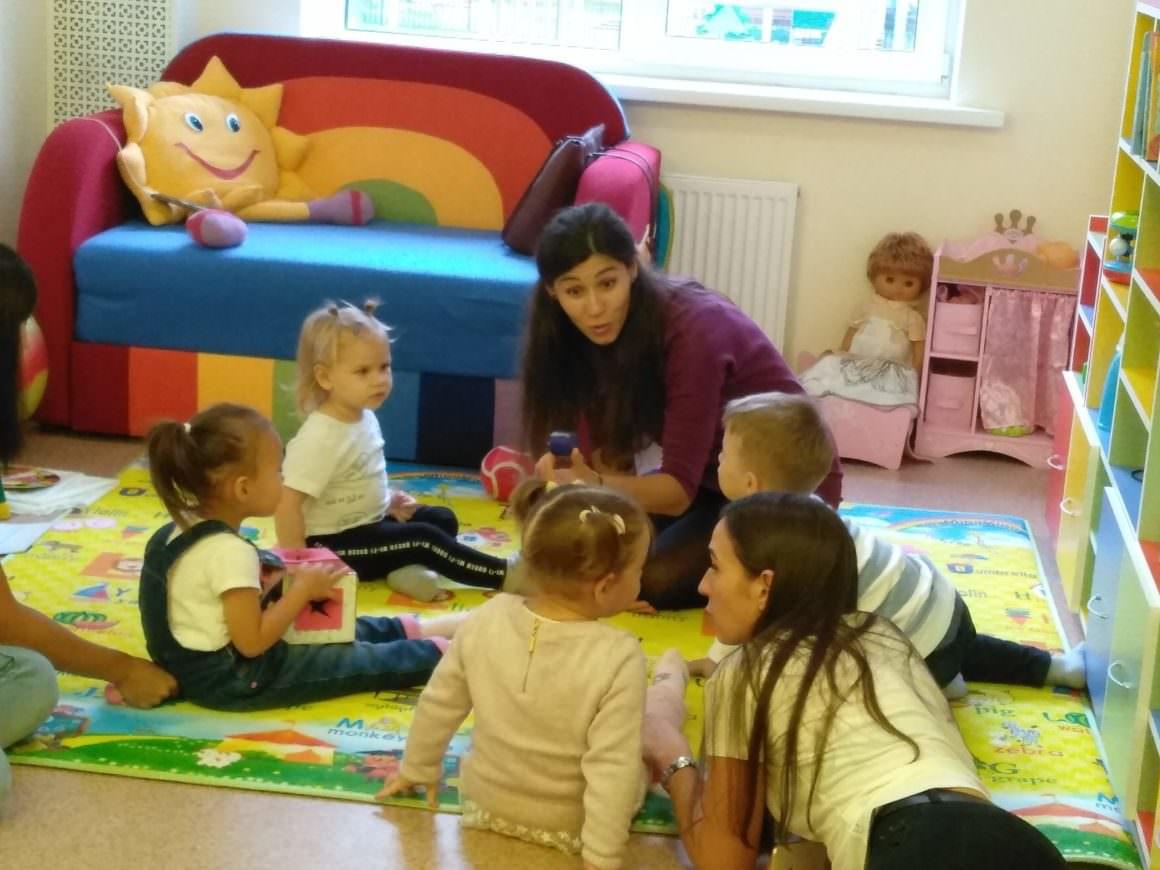 Польза английского языка для дошкольников