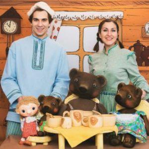 Спектакль «Машенька и медведи» 0+