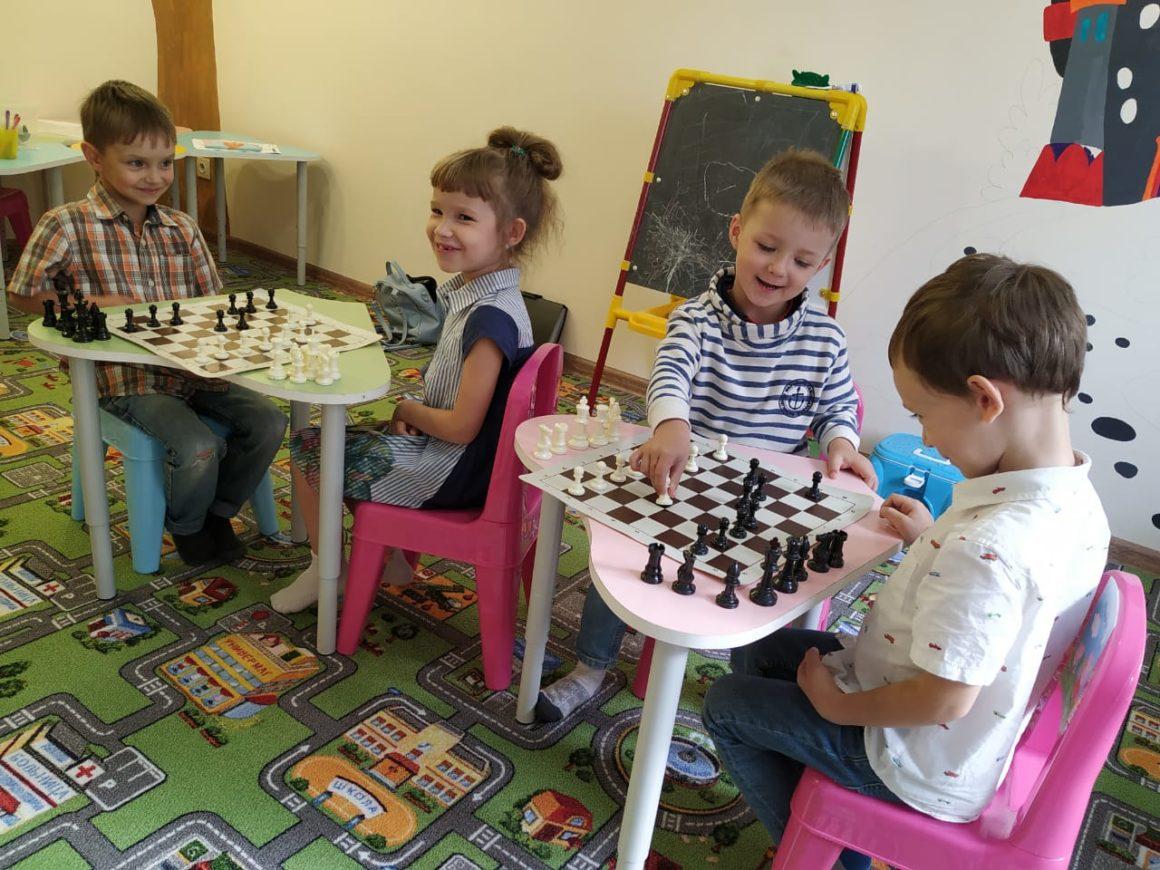 Шахматы-это здорово!