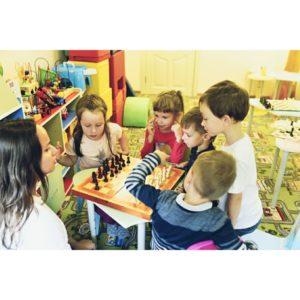 Шахматы в 20:15 (пн и чт)