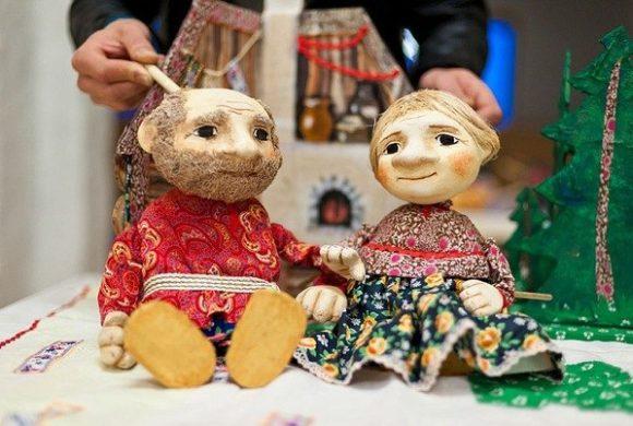 """Спектакль """"Колобок"""" 19 декабря в 11:00"""