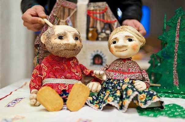 Спектакль «Колобок» 19 декабря в 11:00