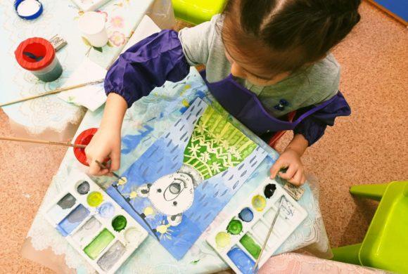 ЗАНЯТИЯ для детей от 3 до 7 лет! Продолжаем набор!