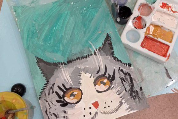 Завтра рисуем!